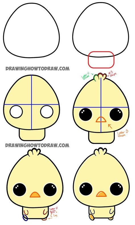 Draw Cute Baby Animals Archives Learn How to Draw with