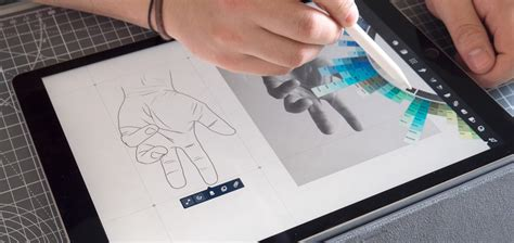 Draw Your Own Hand Concepts App Medium