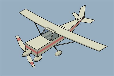 Draw a bush plane websites youtube Wikihow how to