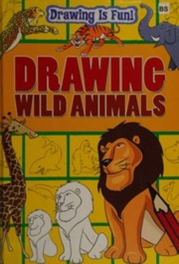 Drawing Wild Animals book by Trevor Cook 2 available