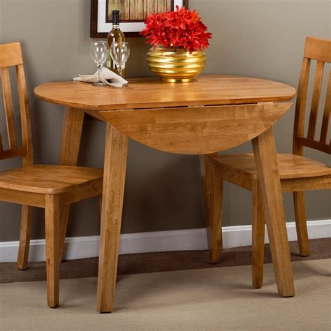 Drop Leaf Dining Table on Hayneedle Round Drop Leaf