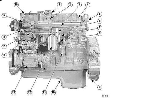 Dt466 Engine Diagram