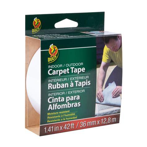Duck Brand Indoor Outdoor Carpet Tape 42 Walmart