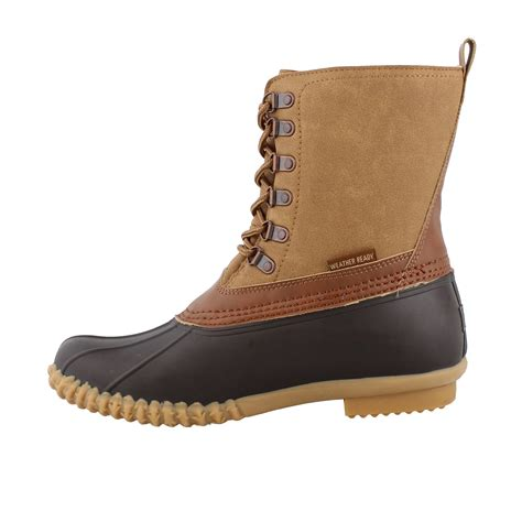 Duck Shoes and Boots Men s Mens Shoes Womens Shoes
