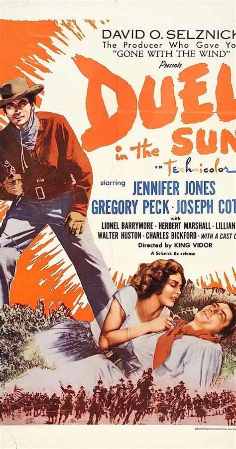Duel in the Sun 1946 IMDb