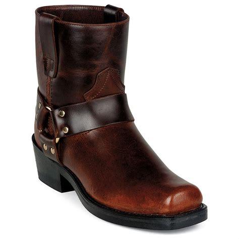 Durango Boots for Men Low Cut Cowboy Boots Blair