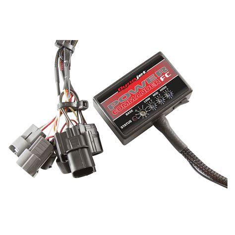 yamaha fuel management system wiring diagram images dynojet power commander fuel controller motosport