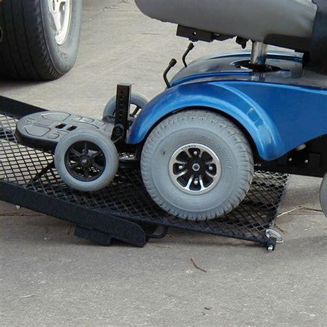 E Z Carrier 2 Fold Up Scooter Power Wheelchair Lift
