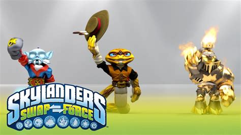 E3 Show Skylanders SWAP Force Trailer l YouTube