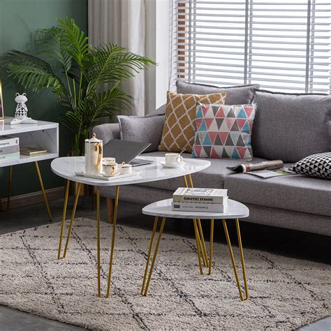 EQ3 Living Accent Tables Coffee Tables