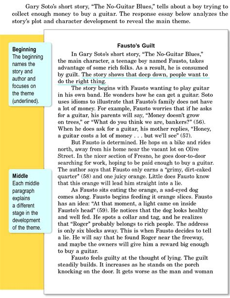ESL Essay Writing Sample Essay English Composition English