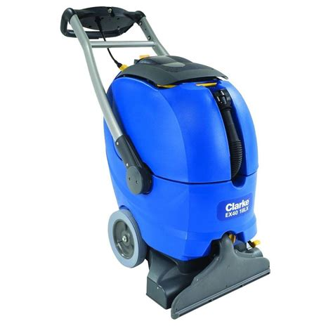 EX40 18LX Self Contained Carpet Extractor UnoClean