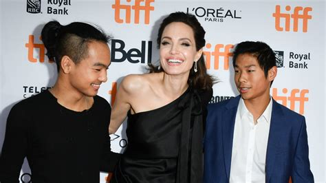 EXCLUSIVE Angelina Jolie Adorably Reveals Why Her Kids