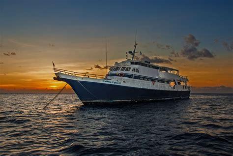 EXPLORER VENTURES Live aboards Caribbean Explorer II