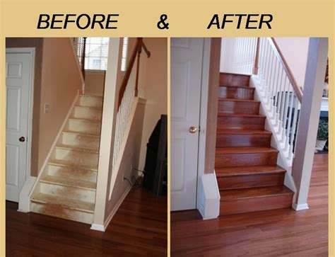 EZTREAD STAIRCASE REFACING SYSTEM WOOD STAIRS