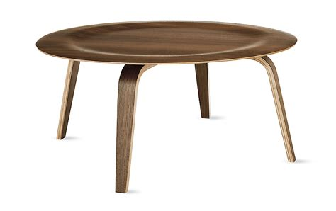 Eames Molded Plywood Coffee Table Accent Table Herman