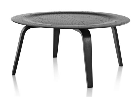 Eames Molded Plywood Coffee Table hermanmiller