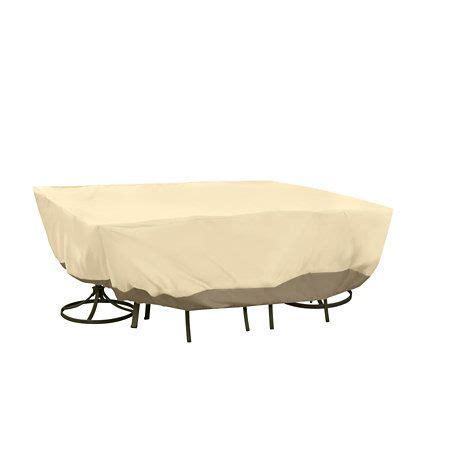 Earthtone Oval Rectangle Table Set Cover