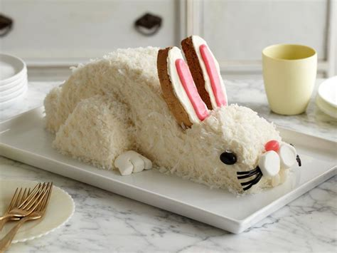 Easter Bunny Cake Recipe Food Network Kitchen