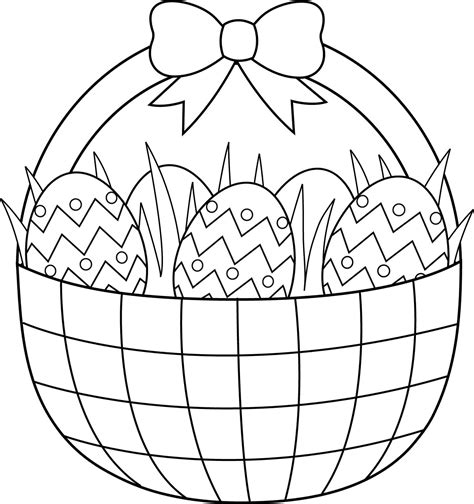Easter Coloring Pictures Free and Printable