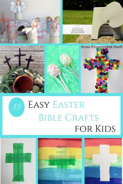 Easter Crafts for Kids Danielle s Place of Crafts and