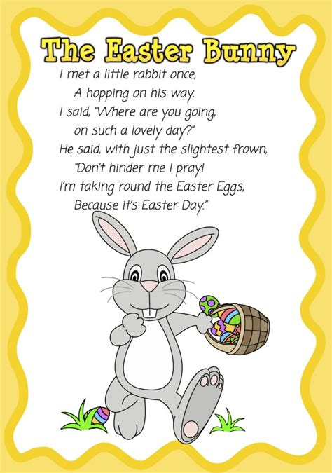 Easter Funny Poems Funny Poems on Easter Humorous