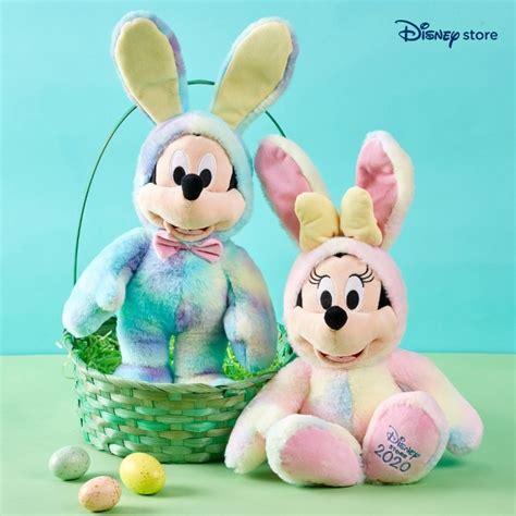 Easter Soft Toys Dolls Merchandise Disney Store
