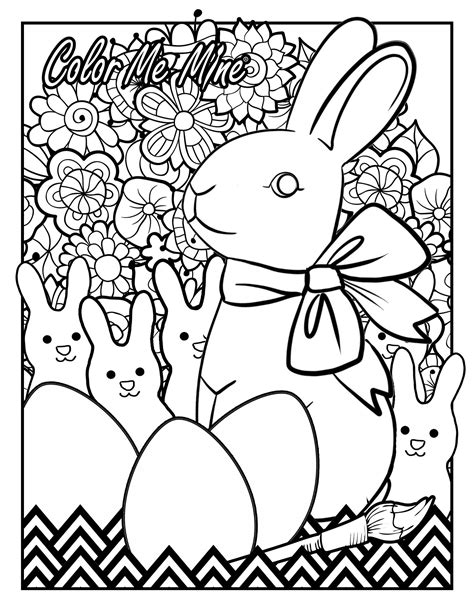 Easter coloring pages on Coloring Book info
