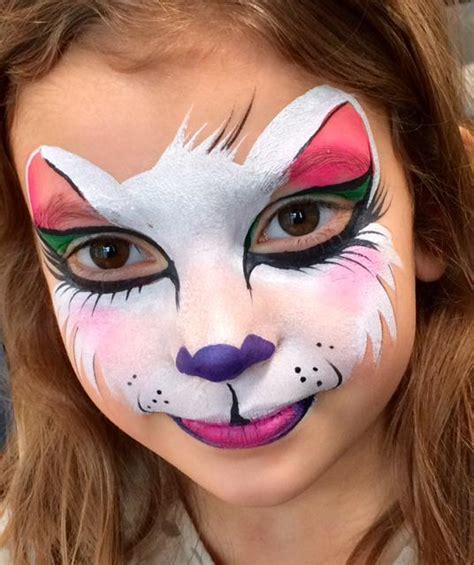 Easy Face Painting Ideas For Kids Simple Face Painting Designs