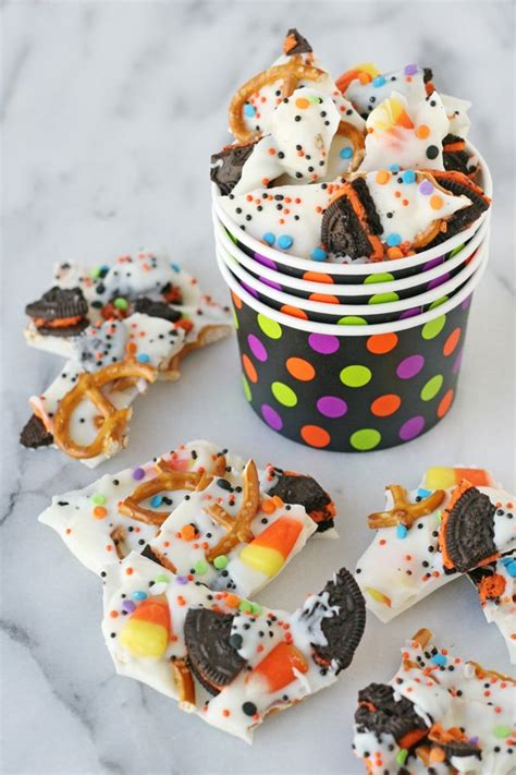 Easy Halloween Treats Kids Can Make Better Homes and Gardens
