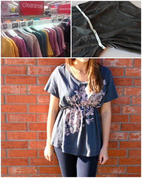 Easy T Shirt Hack Projects Sky Turtle Sewing Blog