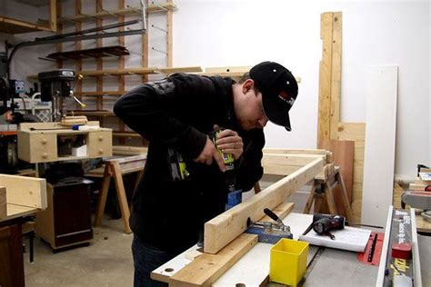 Easy and Strong 2x4 2x6 Bunk Bed 6 Steps with Pictures