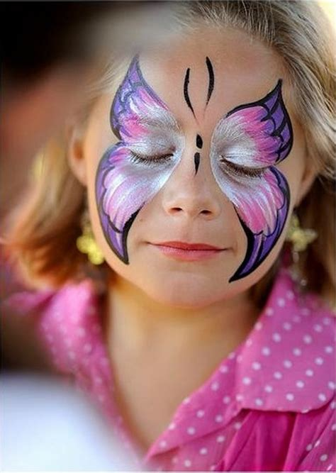 Easy face painting ideas for kids add fun to the kids