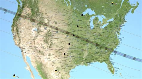 Eclipse Watching Towns Are Going to Be Absolutely Slammed