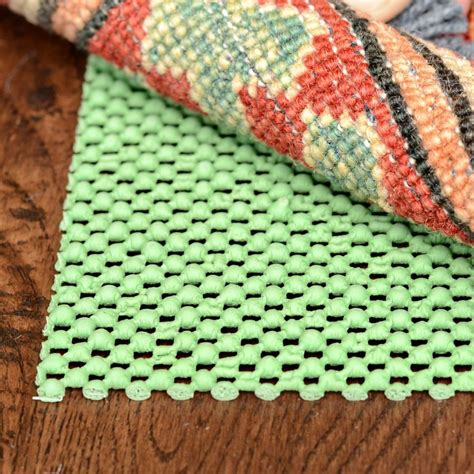 Eco Grip Non Slip Rectangle Rug Pad Natural Rug Pads
