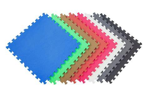 Eco Soft Kid Safe Interlocking Foam Tiles