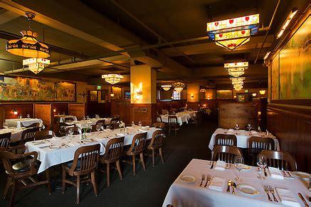 Edgefield Black Rabbit Restaurant Bar McMenamins