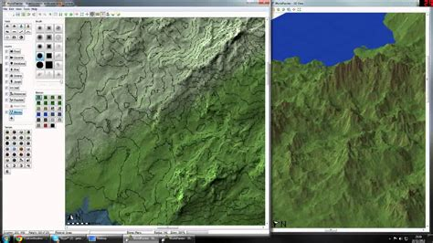 Edit the world map Trial version P P World Map