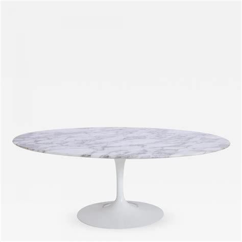 Eero Saarinen Saarinen Low Oval Coffee Table Polyvore