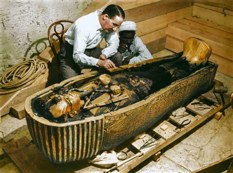 Egypt Tomb of Tutankhamun King Tut