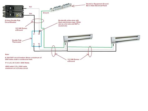 wiring diagram for electric baseboard heaters images for sub electric baseboard heater wiring diagram electric