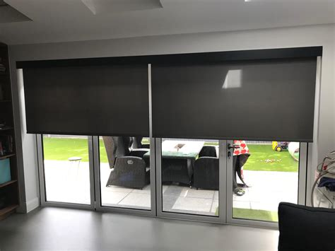 Electric Blinds Electric Curtains London UK
