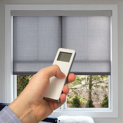 Electric Blinds Remote Control Motorised Window Blinds