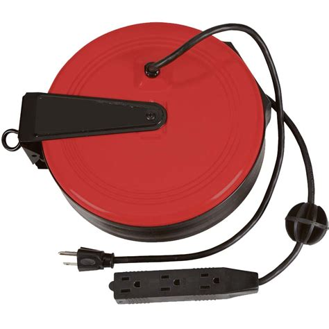 Electric Cord Reels Retractable Cord Reels Electrical