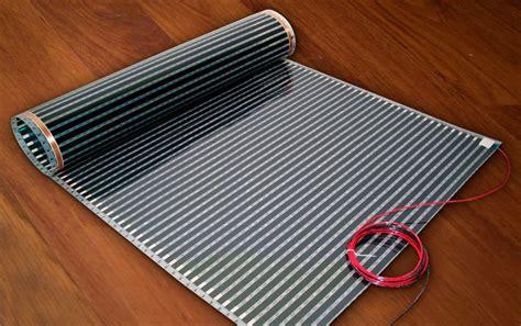 Electric Radiant Floor Heating and Heated Floors by InfraFloor