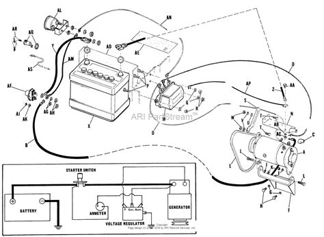 electric start generator wiring diagram images electrical wiring electric start generator wiring diagram motor
