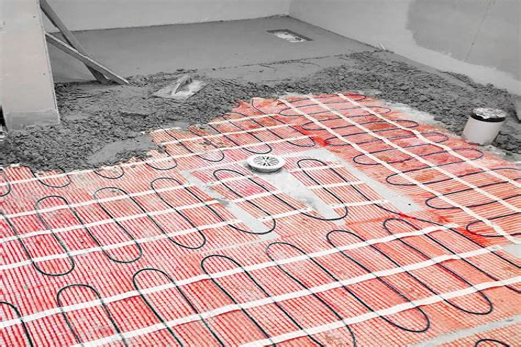 Electric Underfloor Heating Floor Heating Australia