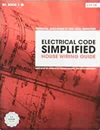 Electrical Code Simplified House Wiring Guide PS