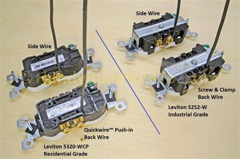 leviton decora three way switch wiring diagram images how to wire leviton decora three way switch wiring diagram electrical outlets side wire versus back wire
