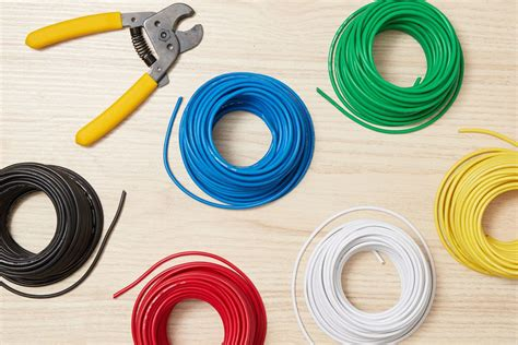 Electrical Wiring Color Coding System The Spruce Make